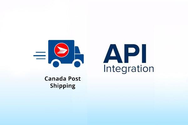 Canada Post Shipping API Integration