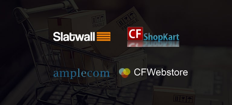 ColdFusion Shopping Software