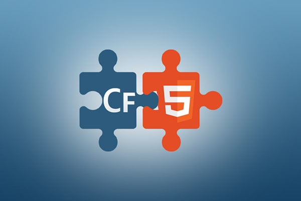 HTML5 in ColdFusion 10