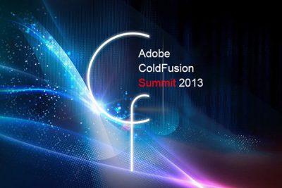 ColdFusion Summit 2013