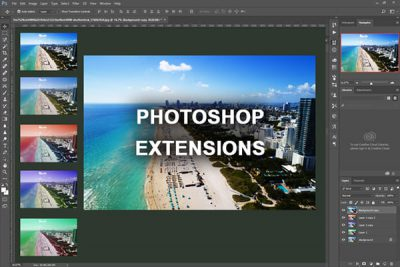 Photoshop Extensions Effects