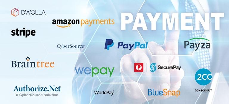 Top Payment Gateways