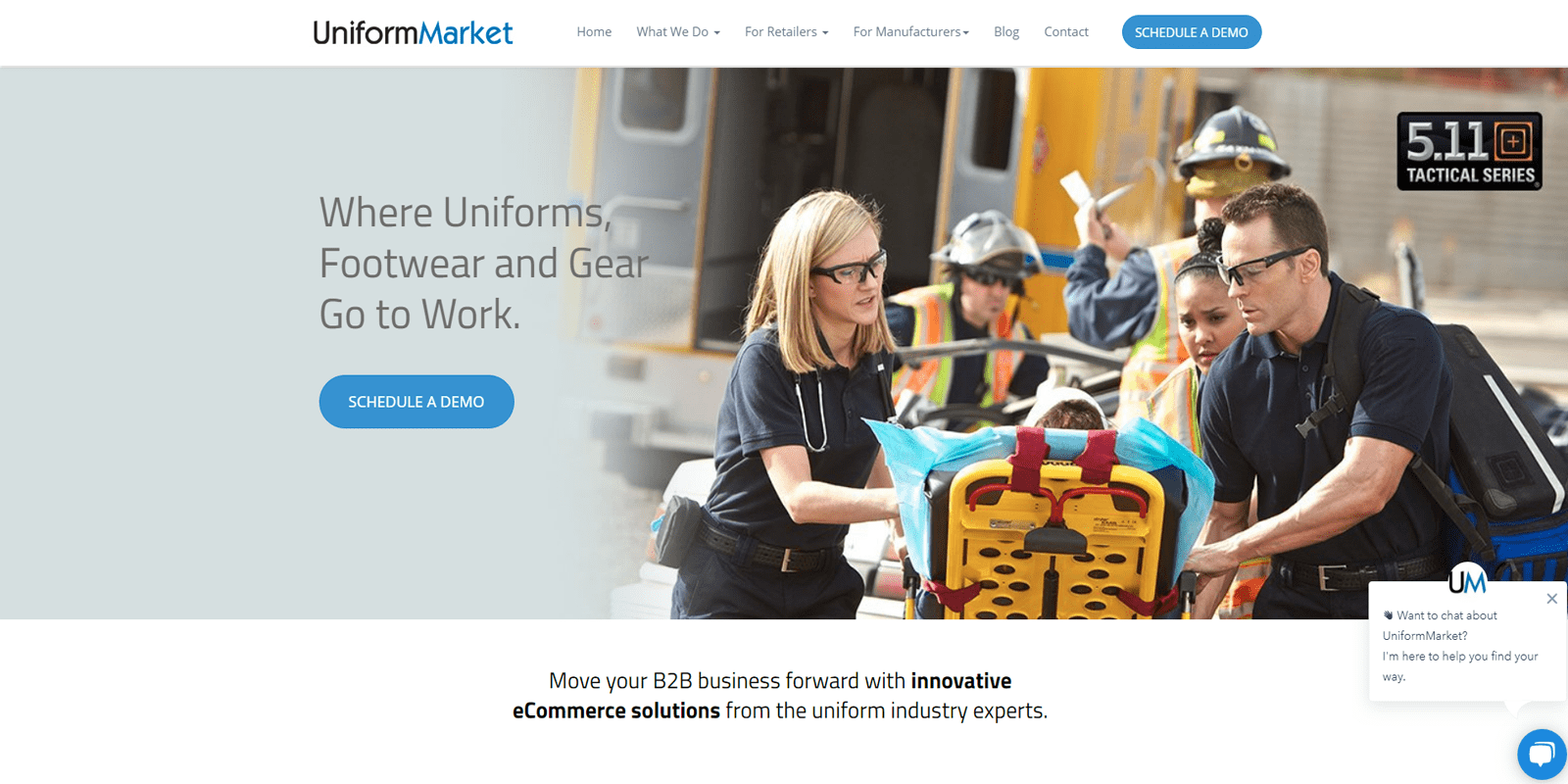 Uniform Market