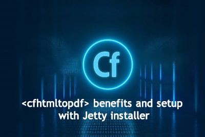 setup with Jetty installer