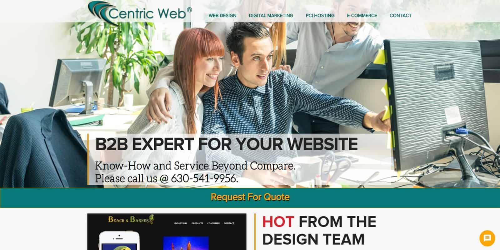 Centric Web