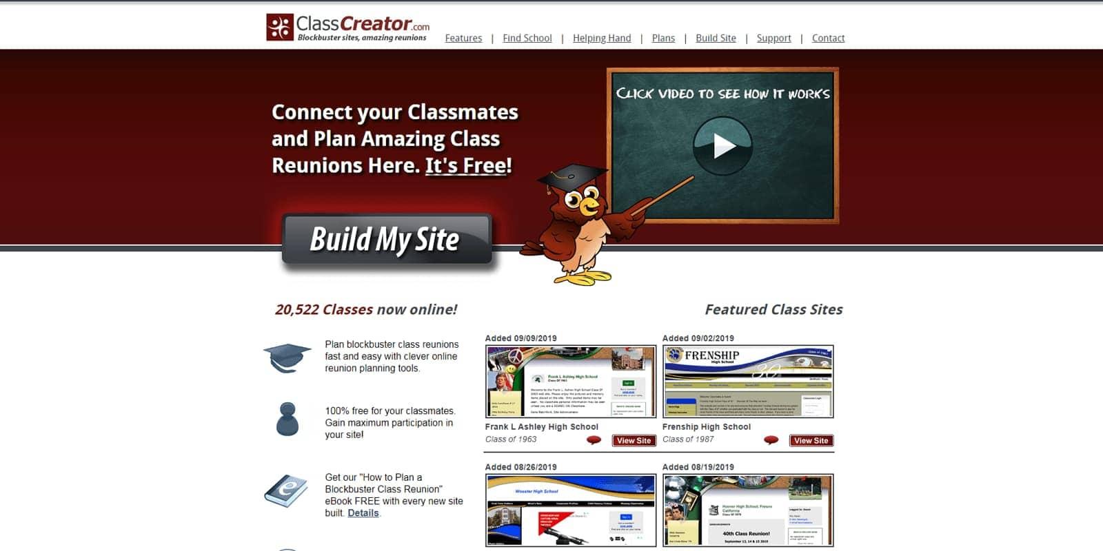 Classcreator